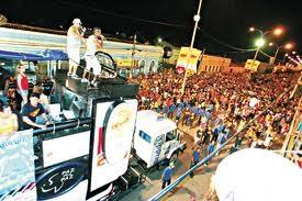 Carnaval de Aracati (Foto: Agência Diário)