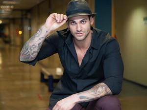 Rodrigo Eliminacao Entrevista (Foto: Fabiano Battaglin / TV Globo)