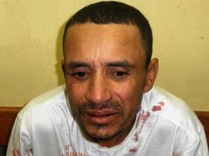 Homem mata padrasto e implora para ser preso em Registro, SP, diz polícia (Foto: Divulgação/Polícia Militar)