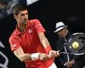 Djokovic sofre, mas consegue virada sobre Nishikori e vai à final de Roma