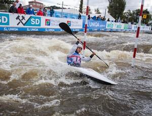 Mundial de Canoagem Slalom 2013 (Foto: Divulgação)