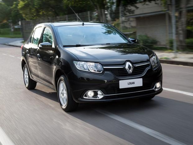 Renault Logan 1.6 2017 (Foto: Divulgação)