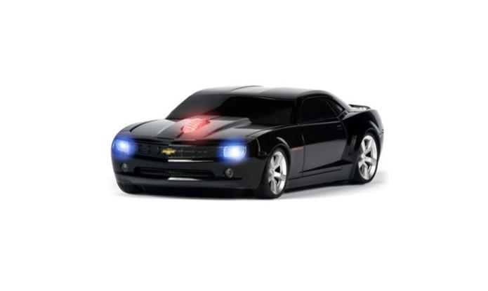 Mouse é idêntico ao carro (Foto: Divulgação) (Foto: Mouse é idêntico ao carro (Foto: Divulgação))