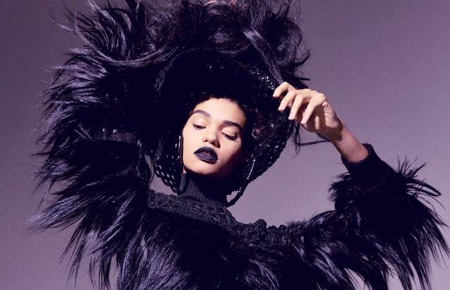 Total black é o tema do novo Beauty Flash (Foto: Marcos de Souza)