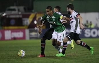 """Chape lamenta """"gol bobo"""" e valoriza encaixe do time no empate com Santa"""
