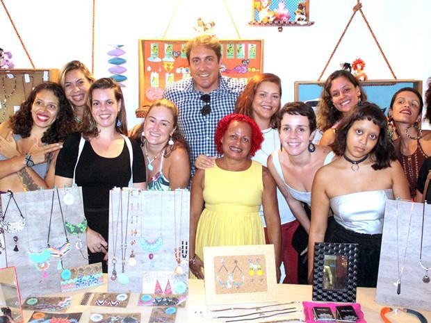 Exposição mostra trabalho de mulheres empreendedoras em Angra dos Reis (Foto: Divulgação)