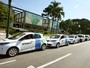 Carro elétrico evita emissão de 6 t de dióxido de carbono em Curitiba