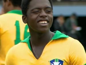 Filme sobre Pelé (Foto: Reprodução/ SporTV)