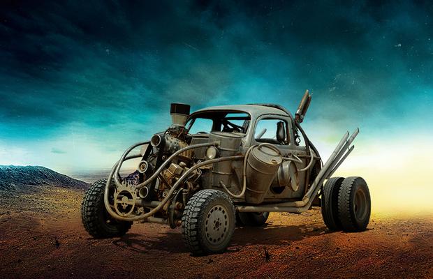 FDK, do filme Mad Max: Estrada da Fúria (Foto: Warner Bros.)