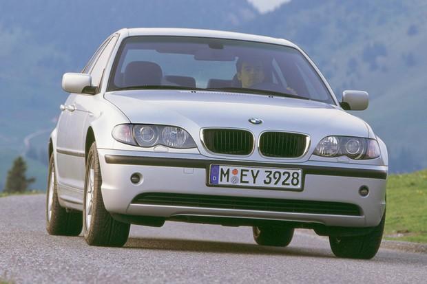 BMW Série 3 2002 (Foto: Divulgação)