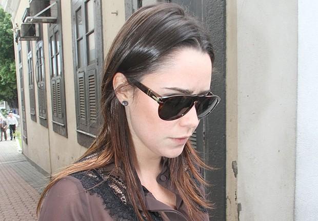 Fernanda Vasconcellos (Foto: Fabio Martins / AgNews)