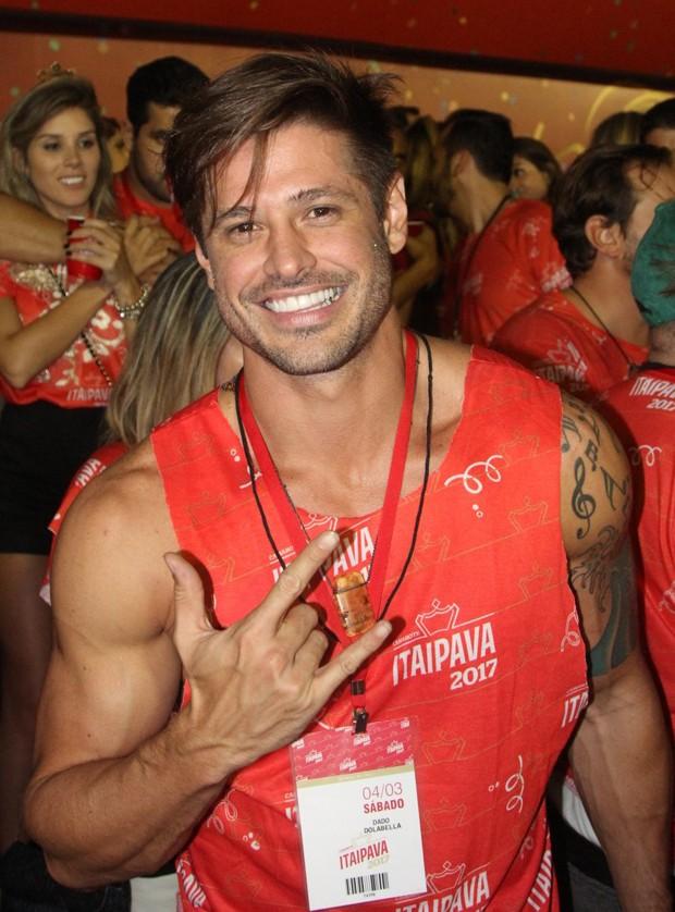 Dado Dolabella (Foto: Rogerio Fidalgo / AGNews)