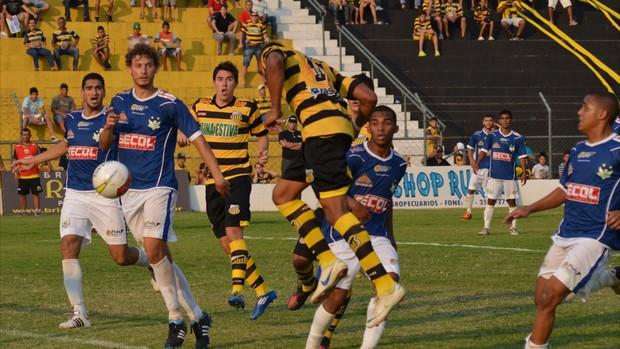 Novorizontino x Fernandópolis - Segunda Divisão do Paulista - Conrado (Foto: Wiliam Bras de Lma/Grêmio Novorizontino)