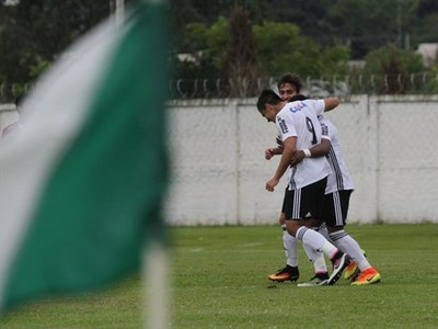 Coritiba Copa São Paulo (Foto: Site oficial do Coritiba/Divulgação)