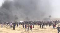 Palestinos morrem durante manifestação contra Israel