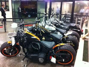Motos recuperdas serão devolvidas aos proprietários (Foto: Divulgação / Deic)