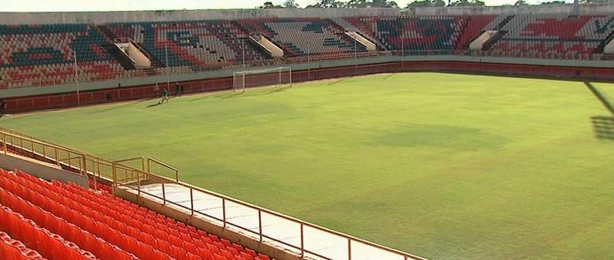 Arena da Floresta, Rio Branco (AC) (Foto: Reprodução/Rede Amazônica Acre)