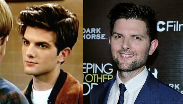 Adam Scott continua com a mesma cara jovem (Foto: Getty Images/Divulgação)