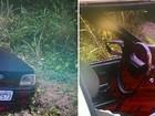 Homem e casal são mortos dentro de carros na zona rural de Macaíba, RN