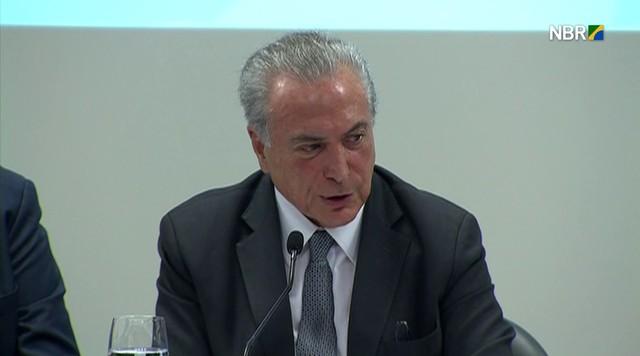 Temer elogia Gilberto Kassab, ministro citado em lista de Janot