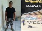 Suspeito de tráfico de drogas é preso em RR; usuário entregou fornecedor