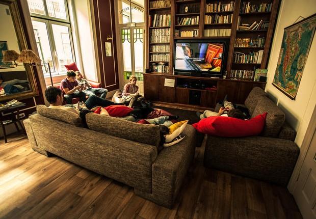 Home Lisbon, um dos hostels mais elogiados de Portugal (Foto: Reprodução/Facebook)