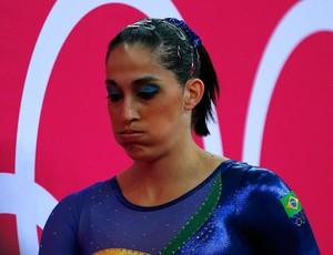 Daniele hypolito ginástica londres 2012 (Foto: Agência Reuters)