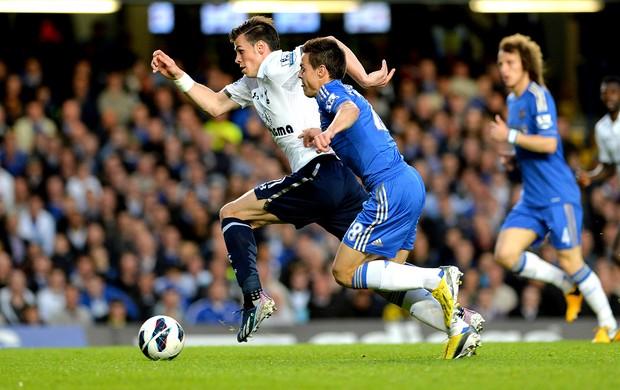 Gareth Bale jogo Tottenham Chelsea (Foto: Getty Images)