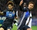 Com Honda, Kagawa e Okazaki no banco, Kiyotake se torna a nova estrela do Japão