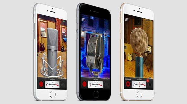 Aplicativo para iPhone que permite criar gravações de voz com qualidade profissional (Foto: Divulgação)