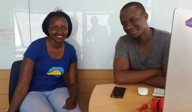 O empresário Sam Gichuru decidiu transformar o sonho de Seve em realidade (Foto: BBC/Seve Gat)