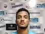 Bafo confirma Marquinhos, ex-Sema; atacante Tiago Moura se reapresenta