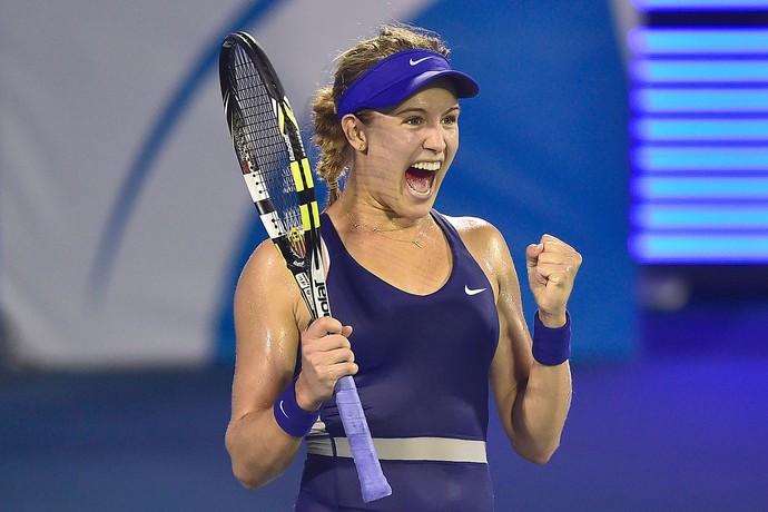 Eugenie Bouchard, Tênis (Foto: Reuters)