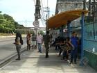 Após reclamações, estrutura de paradas de ônibus de Belém é retirada
