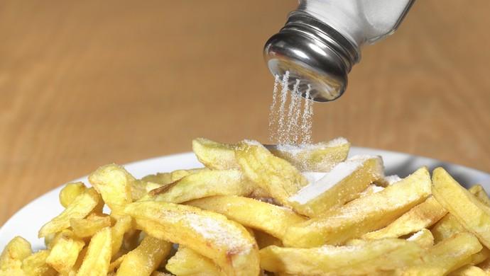 euatleta sal na batata frita  (Foto: Getty Images)