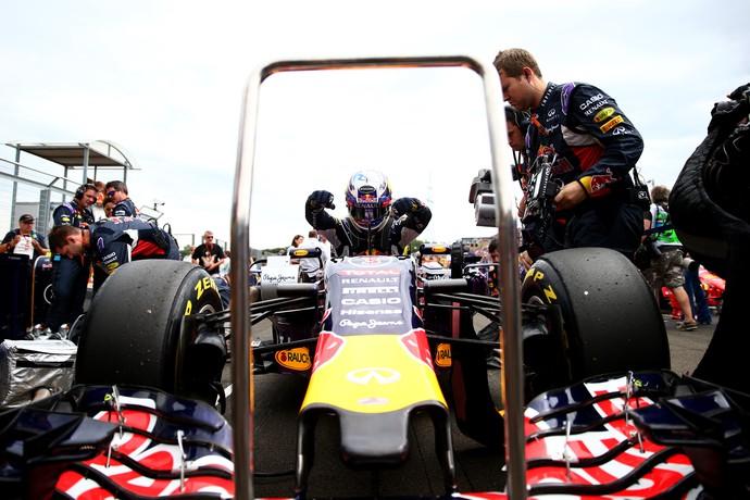 Daniel Ricciardo (Foto: Getty Images)