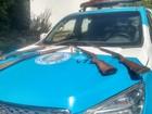 Guarda Civil Municipal de Salto apreende quatro espingardas