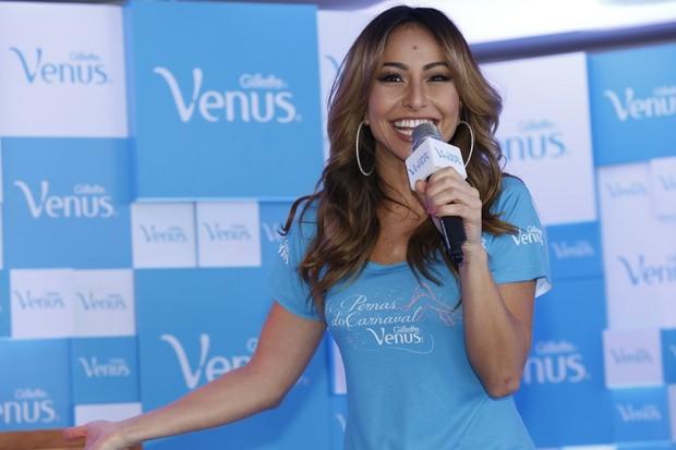 Sabrina Sato (Foto: Roberto Filho e Alex Palarea/ AgNews)