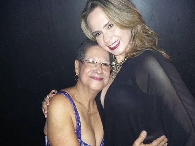 Ex-BBBs Geralda e Ana Paula em festa (Foto: Instagram/ Reprodução)