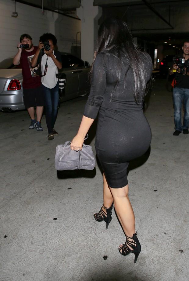 Kim Kardashian (Foto: X17/Agência)