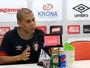 """Fernandinho quer JEC forte no returno: """"Não vão ganhar do Joinville em casa"""""""