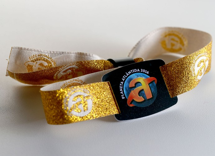Ingresso para o festival será em formato de pulseira (Foto: Jefferson Bernardes/Agência Preview)