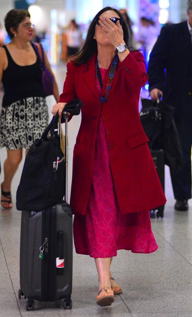 Regina Duarte  (Foto: Agnews)
