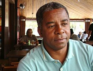 andrade, entrevista (Foto: Globoesporte.com)