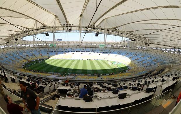 FOTO BOA : estádio Maracanã (Foto: Alexandre Durão / Globoesporte.com)