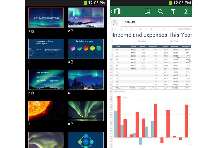 Office Mobile passou a ser gratuito para Android nesta semana (Foto: Divulgação