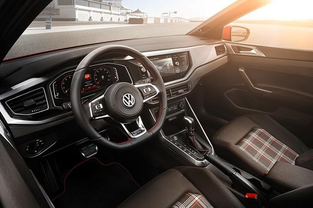 Novo Volkswagen Polo GTI (Foto: Volkswagen)
