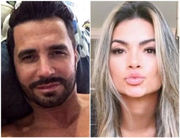 Latino e Kelly Key (Foto: Reprodução/Instagram)