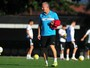 Sem Crispim, Santos relaciona 23 atletas para clássico contra Corinthians