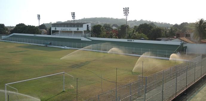Estádio Boa Vista (Foto: Hector Werlang)
